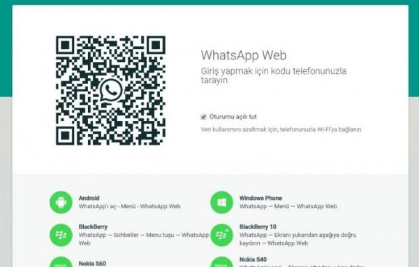 نسخه ی تحت وب واتس اپ با 7